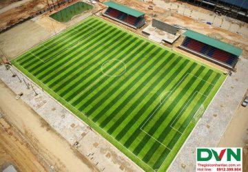 Thi công sân bóng cỏ nhân tạo toàn quốc