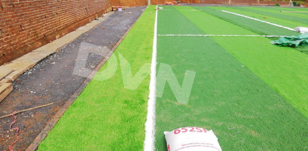 1, Một số hình ảnh của dự án sân bóng đá tại Sa Pa, Lào Cai 2