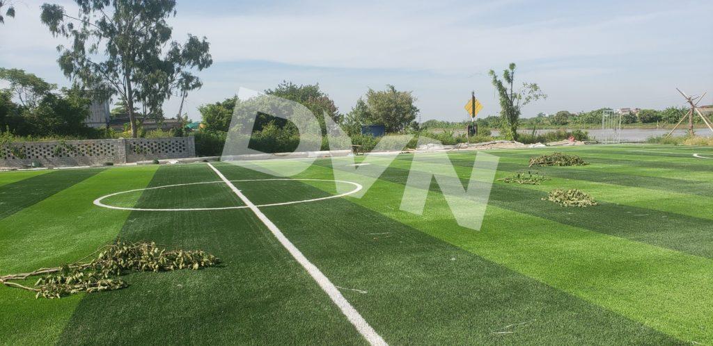 1. Một số hình ảnh tại sân bóng cỏ nhân tạo Nam Trực, Nam Định 6