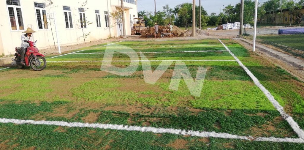 1, Một số hình ảnh của dự án cụm sân bóng đá và bóng chuyền Việt Đức, Hà Tĩnh 5