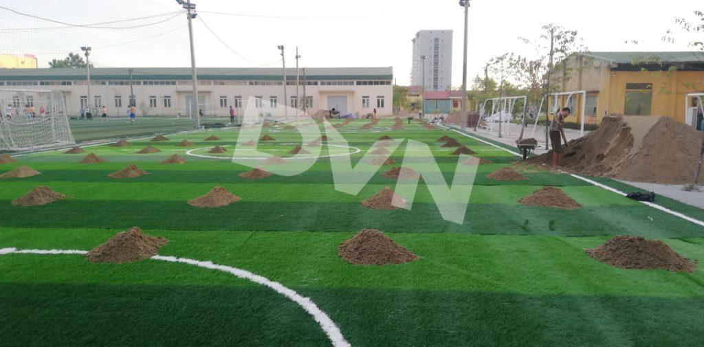 1, Một số hình ảnh của dự án cụm sân bóng đá và bóng chuyền Việt Đức, Hà Tĩnh 10