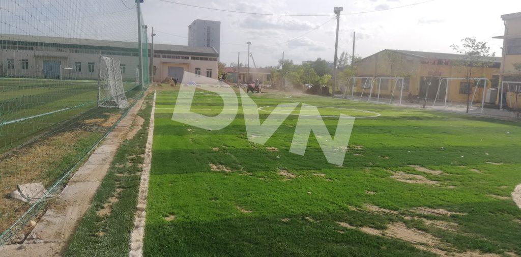 1, Một số hình ảnh của dự án cụm sân bóng đá và bóng chuyền Việt Đức, Hà Tĩnh 11