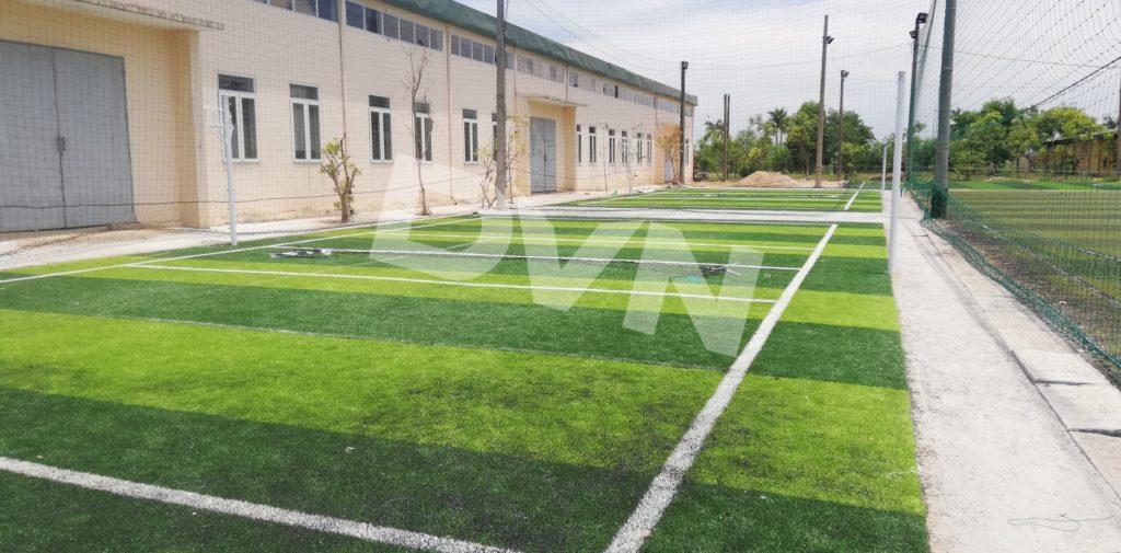 1, Một số hình ảnh của dự án cụm sân bóng đá và bóng chuyền Việt Đức, Hà Tĩnh 6