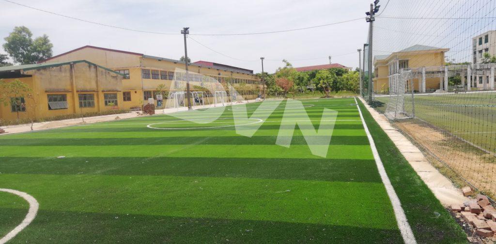 1, Một số hình ảnh của dự án cụm sân bóng đá và bóng chuyền Việt Đức, Hà Tĩnh 12