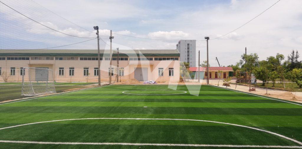 1, Một số hình ảnh của dự án cụm sân bóng đá và bóng chuyền Việt Đức, Hà Tĩnh 13