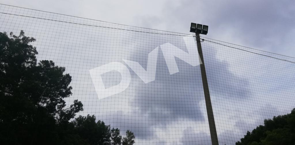 1, Một số hình ảnh của dự án sân bóng đá tại Vụ Bản, Nam Định 4