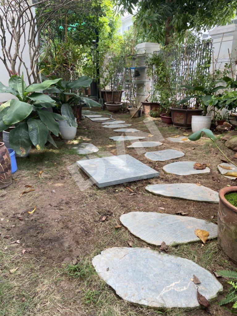 1, Một số hình ảnh sân vườn nhà ở VinHomes Long Biên 4