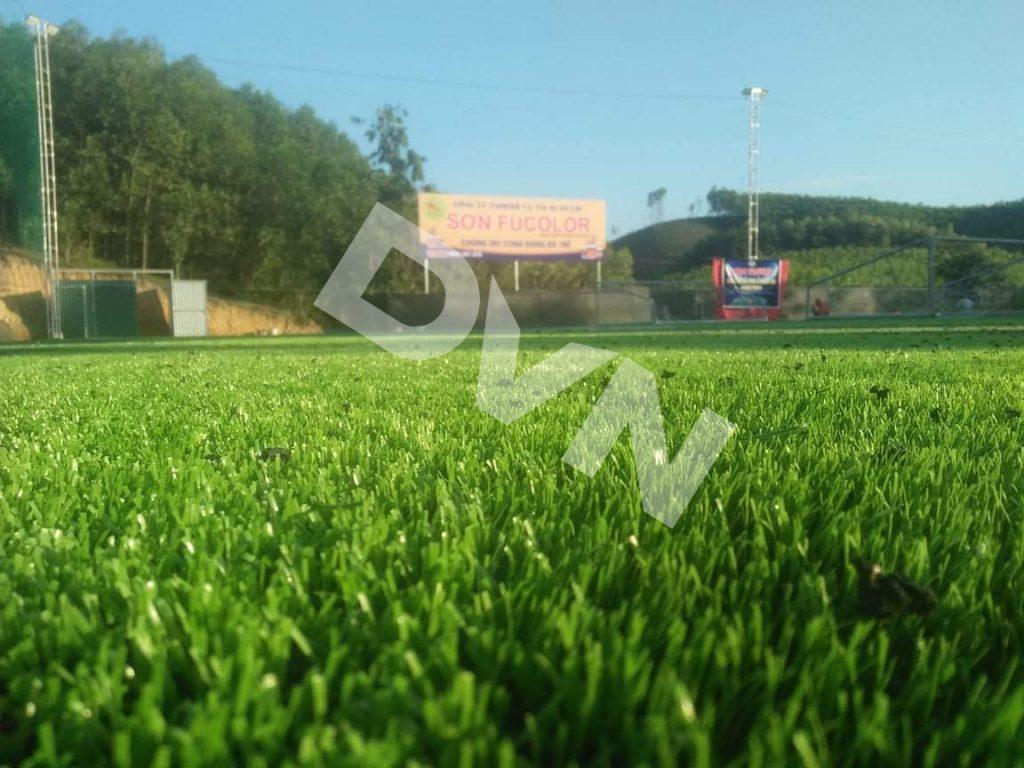 1, Một số hình ảnh dự án sân bóng tại Sơn Đông - Bắc Giang 1