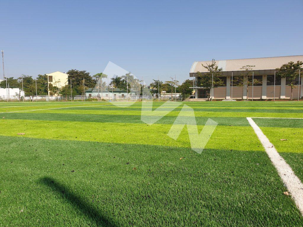 1, Một số hình ảnh từ dự án sân bóng trường Việt Hàn 2