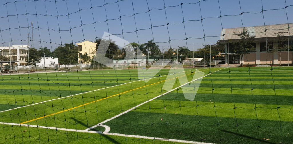 1, Một số hình ảnh từ dự án sân bóng trường Việt Hàn 1
