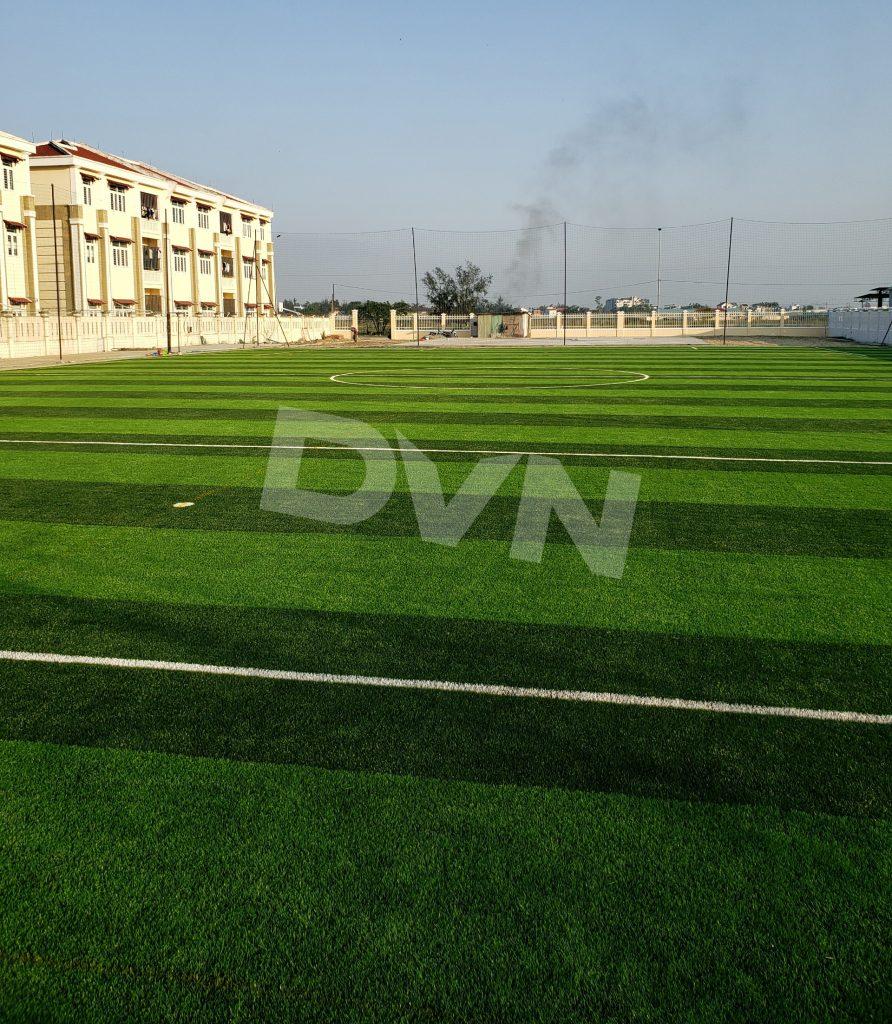 Dự án sân bóng trường THPT chuyên Lê Thánh Tông 1