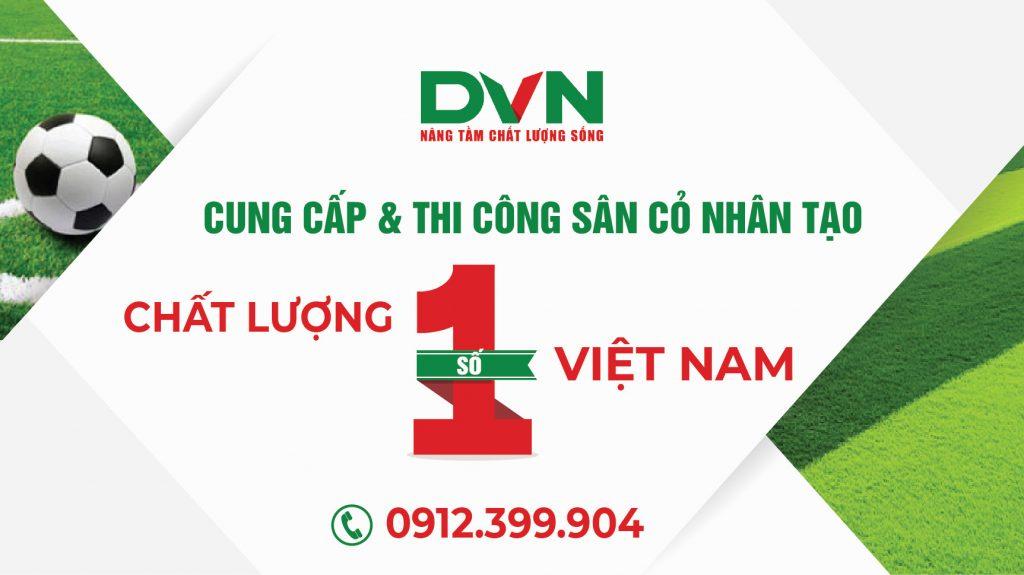 Giá bán cỏ nhân tạo chất lượng tại DVN Việt Nam là bao nhiêu 1