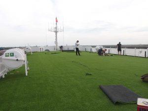 1, Một số hình ảnh của dự ánTrải cỏ Du thuyền5 sao Amouir Cruise 8