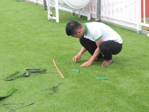 1.Chọn sản phẩm cỏ nhân tạo phù hợp 6