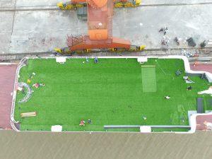 1, Một số hình ảnh của dự ánTrải cỏ Du thuyền5 sao Amouir Cruise 9