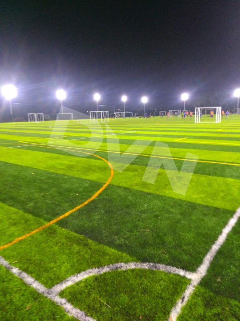 Một số hình ảnh sân bóng chúng tôi thi công tại MiềnNam 2