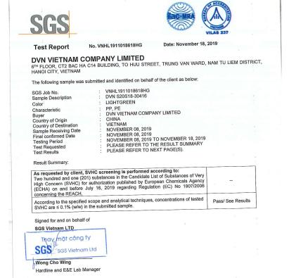 3, Ứng dụng của sản phẩm Cỏ sân vườn DVN S19M18-30416-XN 2