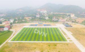 Sân bóng huyện Thanh Thủy - Phú Thọ 1
