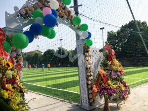 Sân bóng đá trẻ PVF 1