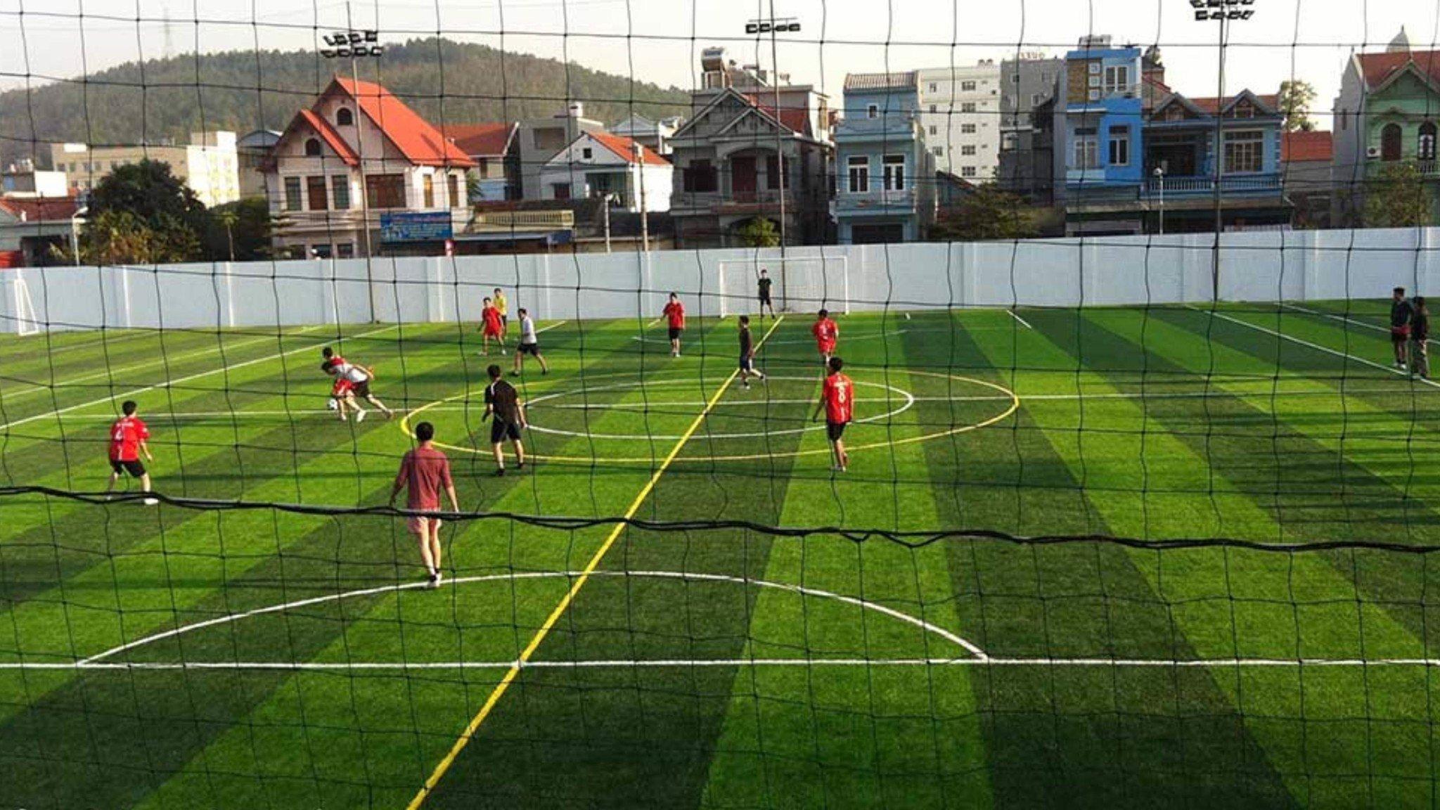 Lợi ích khi đầu tư sân bóng cỏ nhân tạo Bắc Ninh