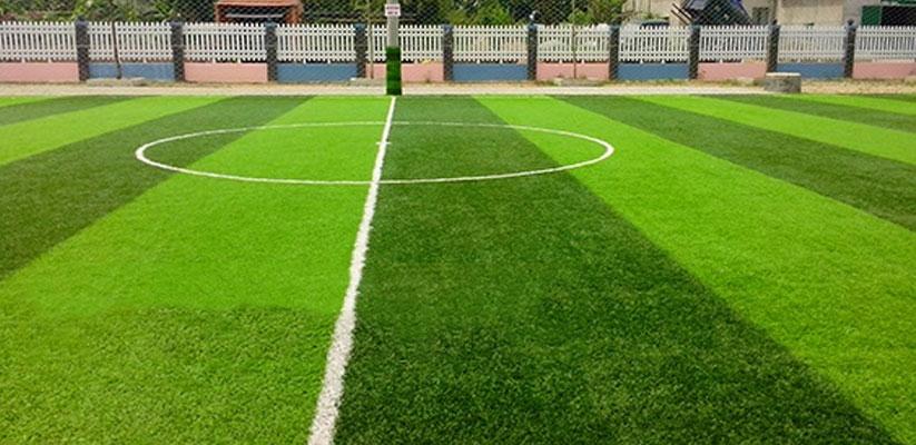 Lưu ý khi sử dụng thảm cỏ nhân tạo Vũng Tàu