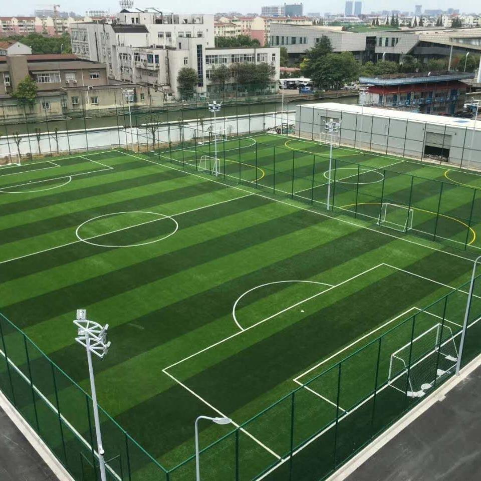 Thế nào là một sân bóng đá cỏ nhân tạo Hải Phòng đạt chuẩn chất lượng 1