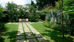 Lựa chọn cỏ nhân tạo phù hợp với sân vườn 1