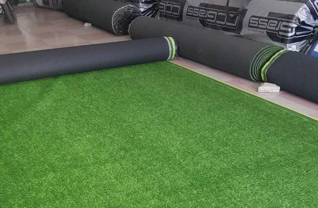 Tính chất của cỏ nhân tạo Quảng Ngãi ưu việt hơn so với cỏ thật 1