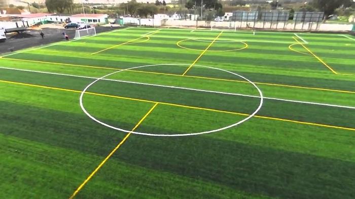 1. Sân bóng cỏ nhân tạo TP.HCM 1