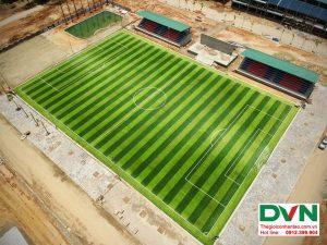 Những lí do bạn nên lựa chọn thi công sân bóng cỏ nhân tạo tại Cỏ nhân tạo DVN 5