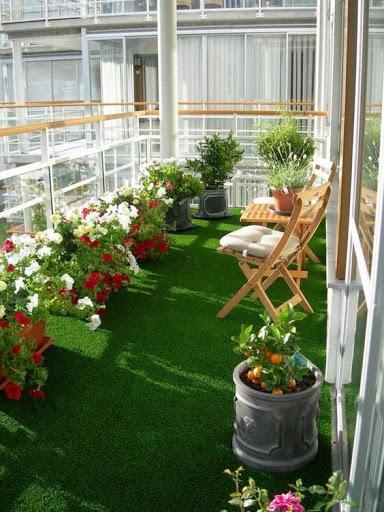 Tại sao nên dùng cỏ nhân tạo cho sân vườn của bạn 1