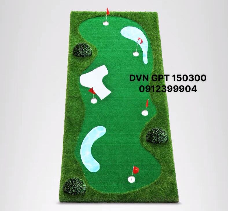 1, Thông số sản phẩm thảm tập PuttingDVN GPT 150300 1
