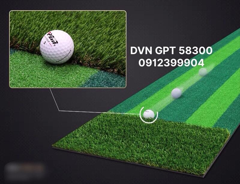 2. Cấu tạothảm tập Putting DVN GPT 58300 1