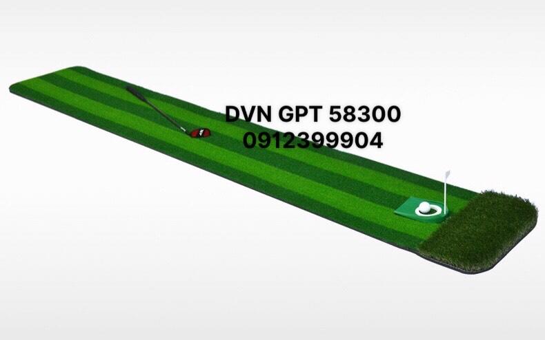 1, Thông số sản phẩm thảm tập Putting DVN GPT 58300 1