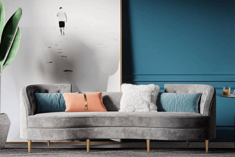 Trang trí nhà ấn tượng với ghế Sofa