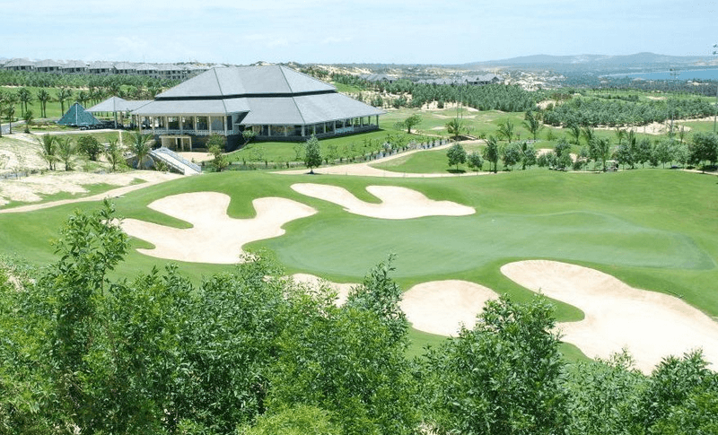 Sân Golf Sea Links