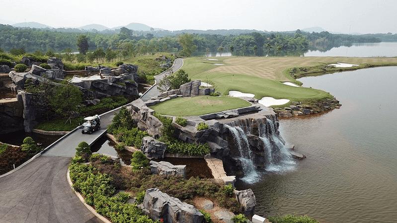 Sân Golf Đồng Mô