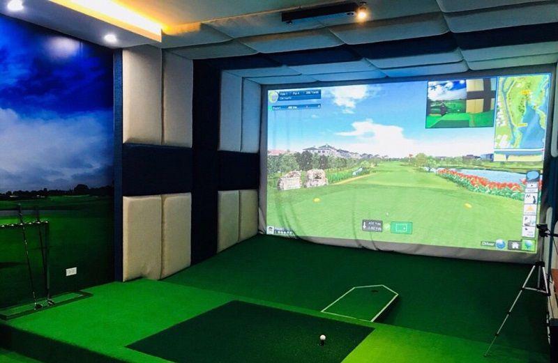 Giải pháp chơi Golf tại nhà
